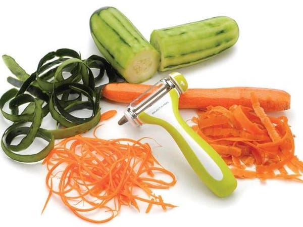 أرجوك توقف عن تقشير الخضراوات.. وهذه هي الأسباب