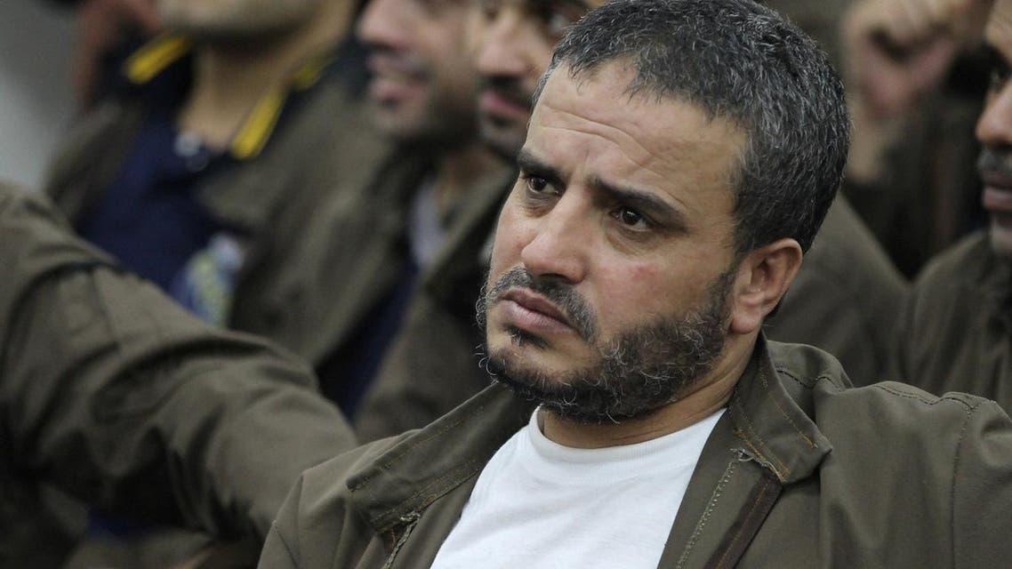 Ahmad Daqamseh, seen at Um Alluol prison in the city of Mafraq, Jordan, August 7, 2012. (REUTERS)
