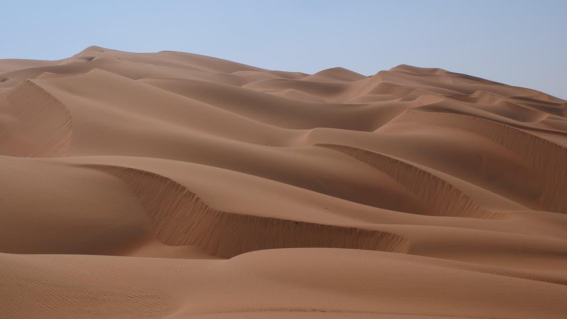 saudi arabia desert archives