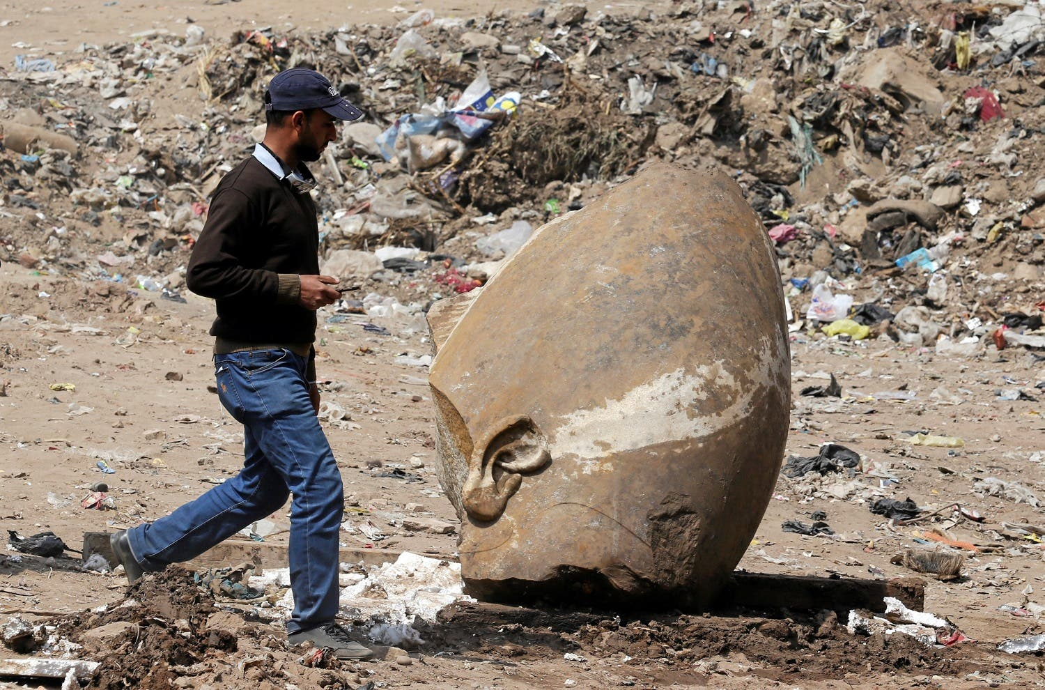 Egypt to complete Ramses II excavation 'using safe techniques'  reuters