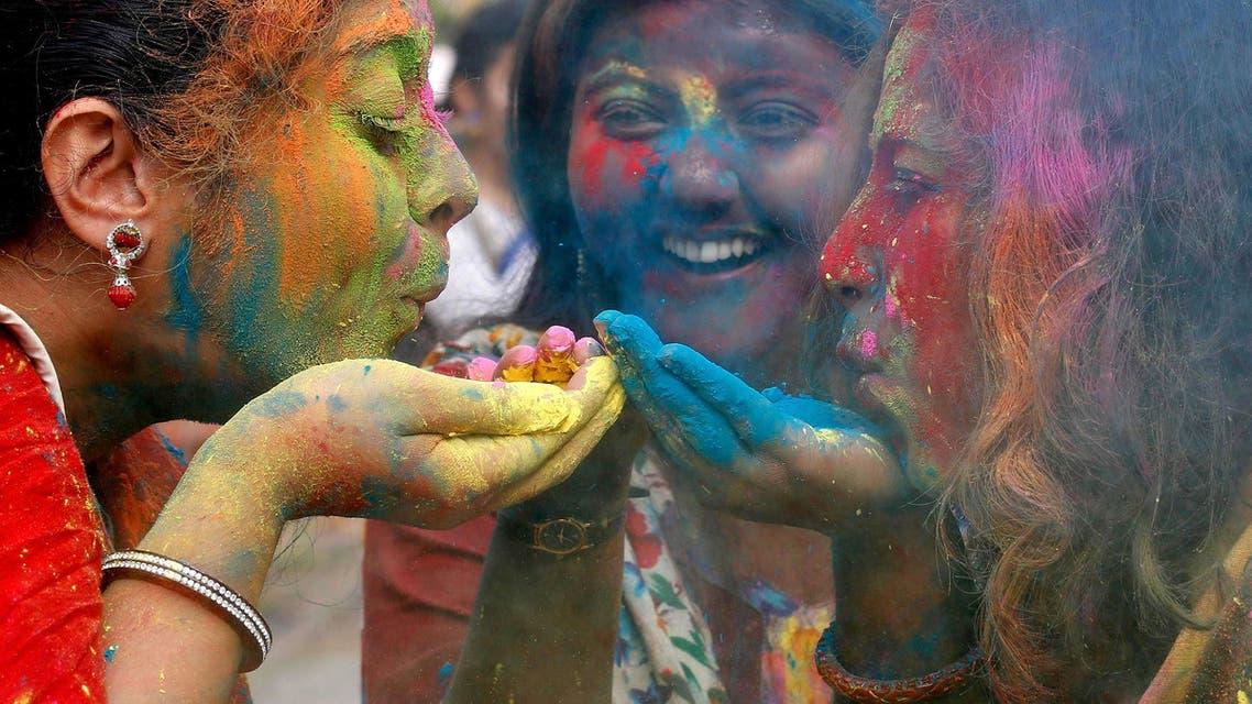 Holi 2017: India celebrates the festival of colors