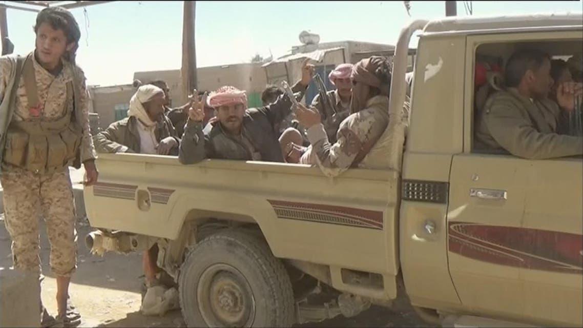 THUMBNAIL_ سوق الإثنين مركز تجارة الأسلحة والممنوعات حرّره الجيش اليمني