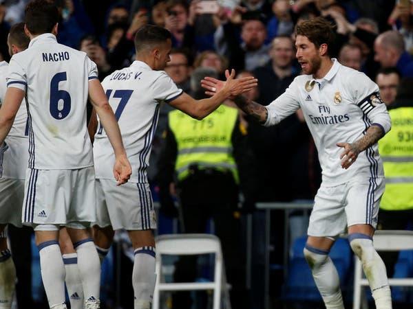 أهداف راموس تنقذ ريال مدريد من التراجع إلى المركز الثالث