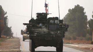 إعلام تركي: انسحاب دفعة أولى من القوات الأميركية بسوريا