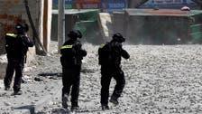 Palestinian attacker killed by Israeli police in Jerusalem