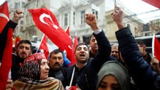 Turkey formally protests minister's treatment in Netherlands