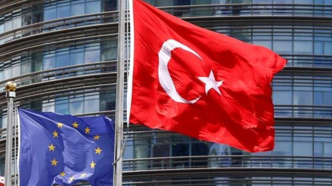 تركيا الاتحاد الأوروبي