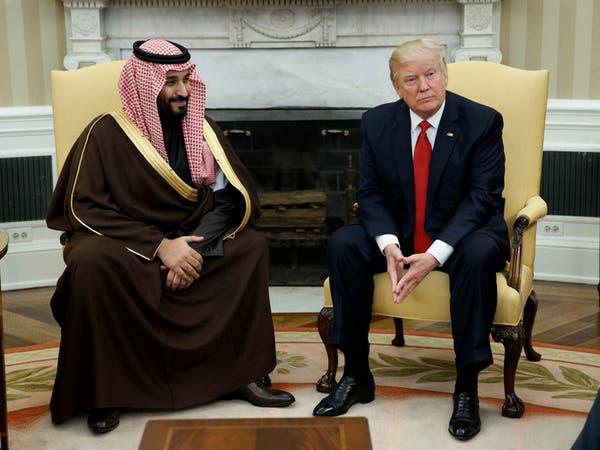 البيت الأبيض: بحثنا ومحمد بن سلمان أهمية التصدي لإيران