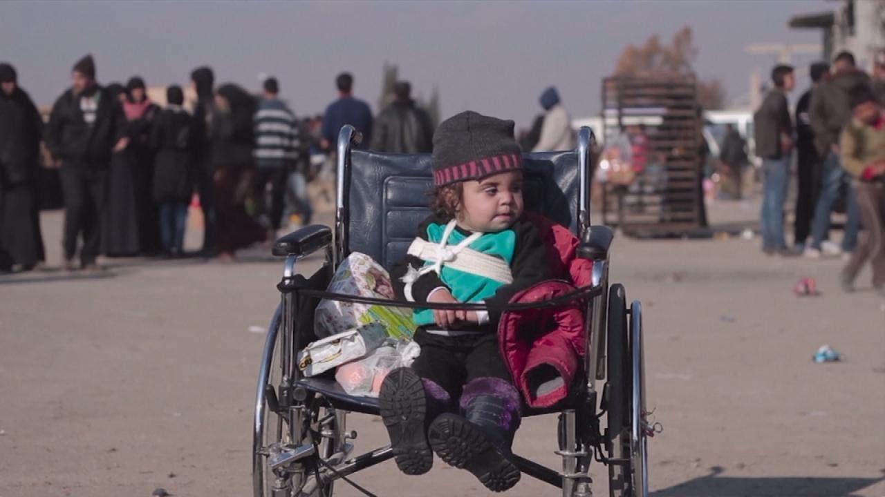 الحرب في سوريا خلفت آثارا مدمرة