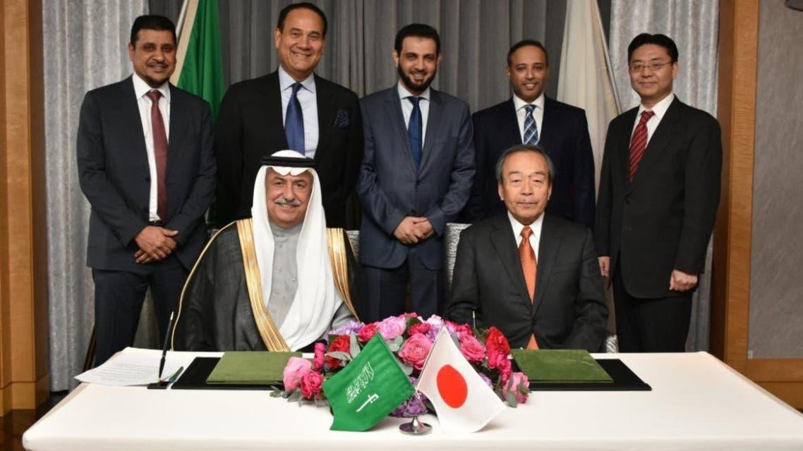 السعودية واليابن مصنع السيارات