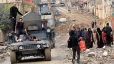 الموصل.. رحلة الهروب من الموت وداعش