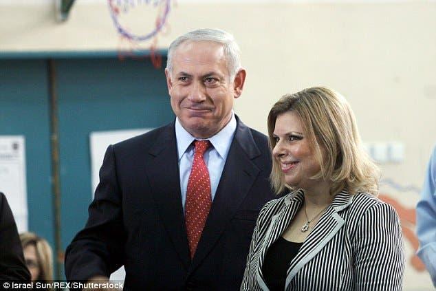 سارة نتنياهو تجتذب الإعلام الإسرائيلي