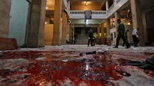 Suicide bomber strikes Damascus justice building, killing 30
