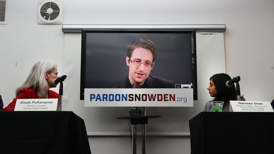 إدوارد سنودن المتعاقد السابق مع وكالة الأمن القومي الأمريكي