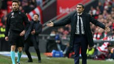 Valverde, Unzue primed for Barca job as Sampaoli's star fades