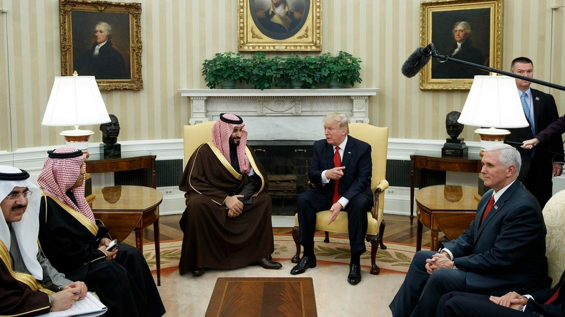 """A senior adviser to the Crown Prince said that """"relations had undergone a period of difference of opinion"""". (Reuters)"""