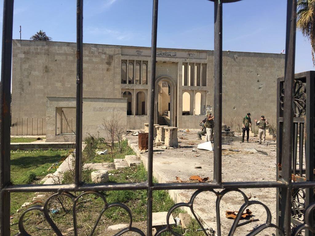 متحف الموصل من أهم متاحف العراق