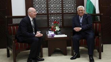 مبعوث ترمب يبحث مع الرئيس الفلسطيني دفع عملية السلام