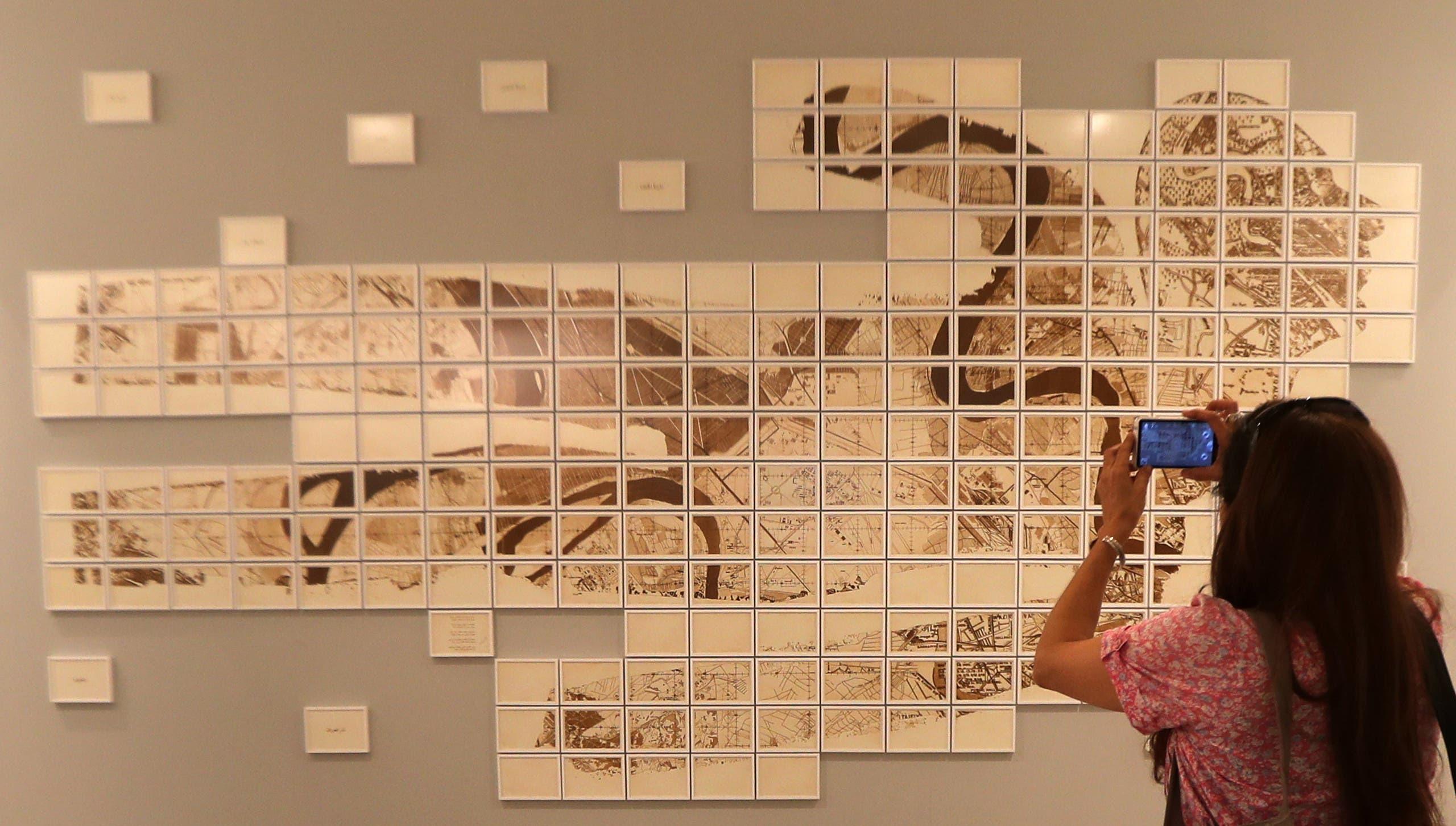 D Art Exhibition Dubai : Dubai hosts largest regional contemporary art expo al