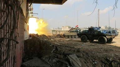 القوات العراقية تتقدم نحو الجامع الكبير في الموصل