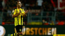 Dortmund's Goetze to miss rest of season with metabolic disorder