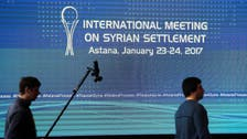 Next round of Syria peace talks in Astana scheduled in May