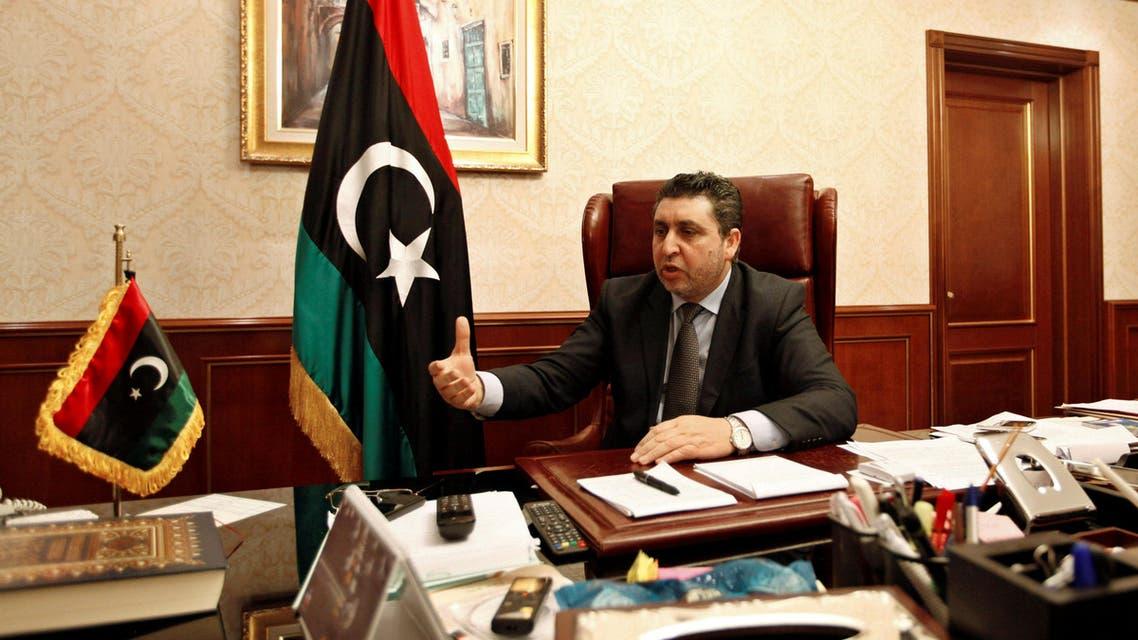 خليفة الغويل - ليبيا 3