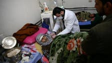 Six years into Syria's war, rebel areas face deepening medical crisis