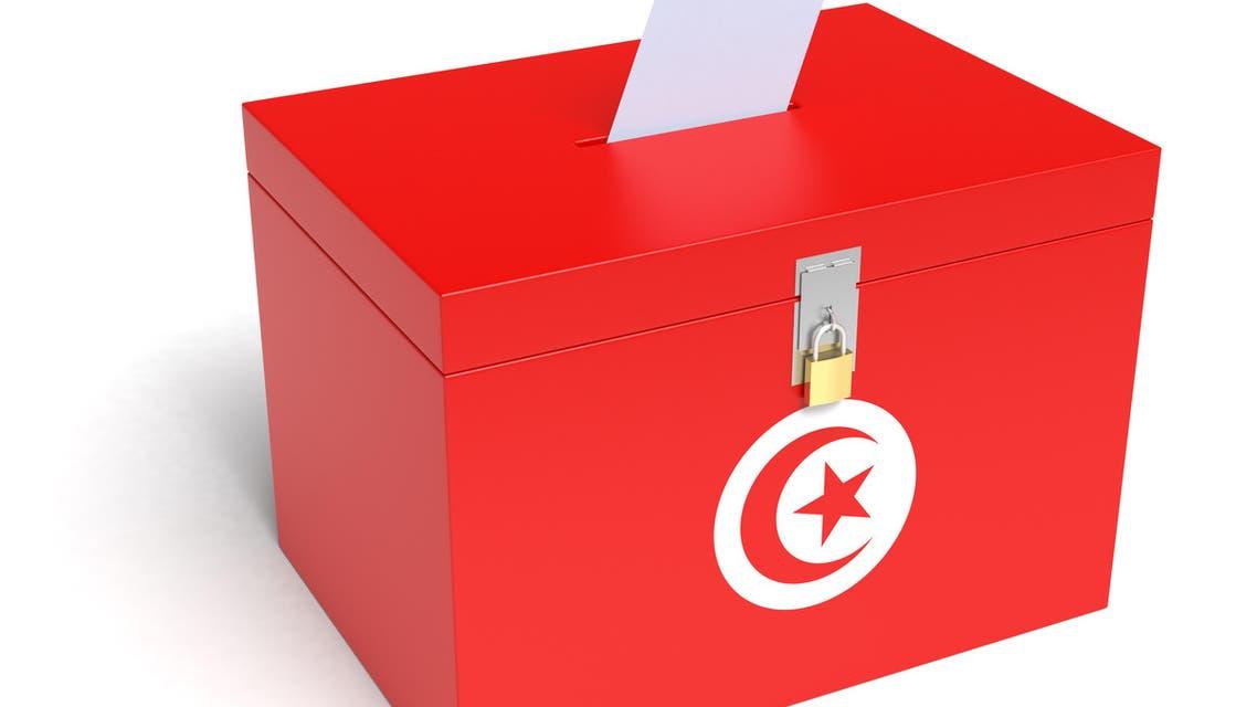 الانتخابات التونسية تونس صندوق اقتراع