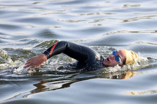 السباحة مريم بن لادن