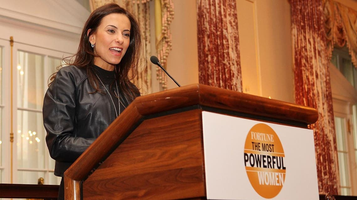 Dina Powell is expected to play a broad role in coordinating between military, diplomatic and intelligence agencies and implementing US foreign policy. (AFP)