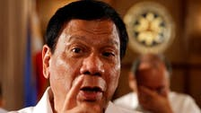 Philippines' Duterte tells United Nations rights expert to 'go to hell'