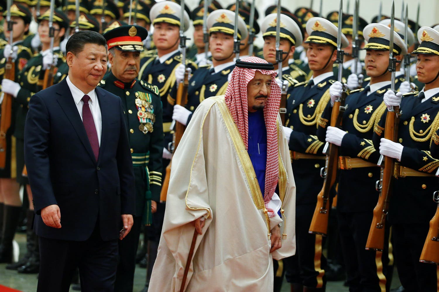 Saudi Arabia and China sign an agreement on the construction of 100 thousand new apartments 66