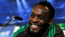 Michael Essien's wife buys 3rd-division club Como