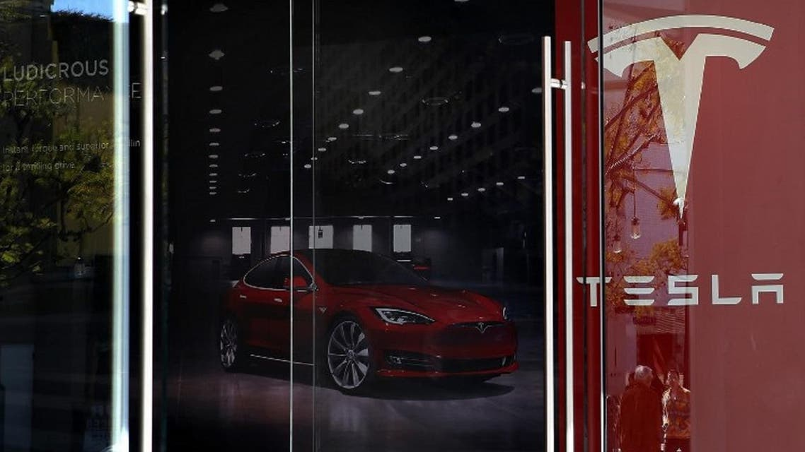 Tesla announced plans to raise $1.15 billion in new funding to help fuel production of a mass market-targeted Model 3 electric car set for release this year. (File Photo: AFP)