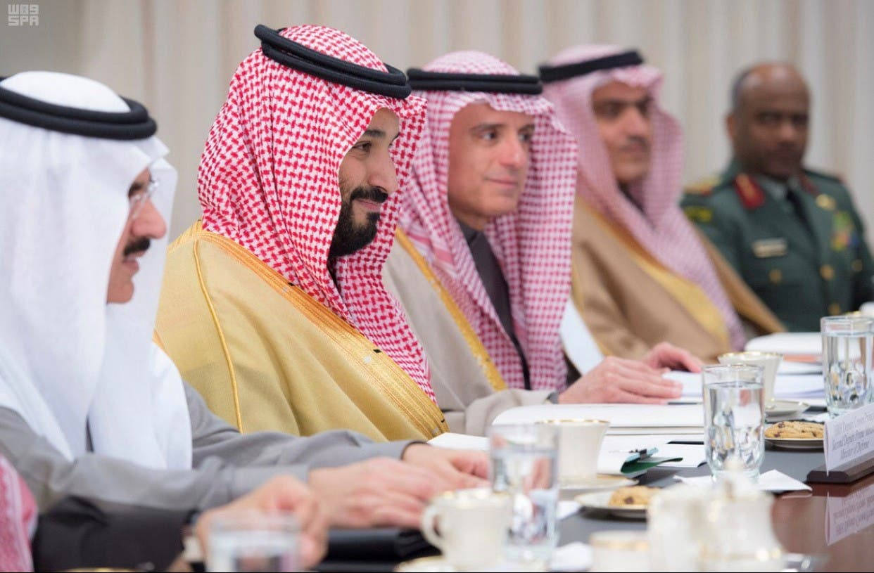 Prince Mohammed bin Salman said that Saudi Arabia is ready to send its troops to Syria as the country would do all it takes to eradicate terrorism. (Al Arabiya)