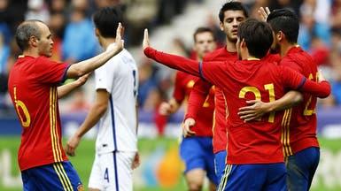 بيدرو يعود بعد غياب إلى قائمة إسبانيا