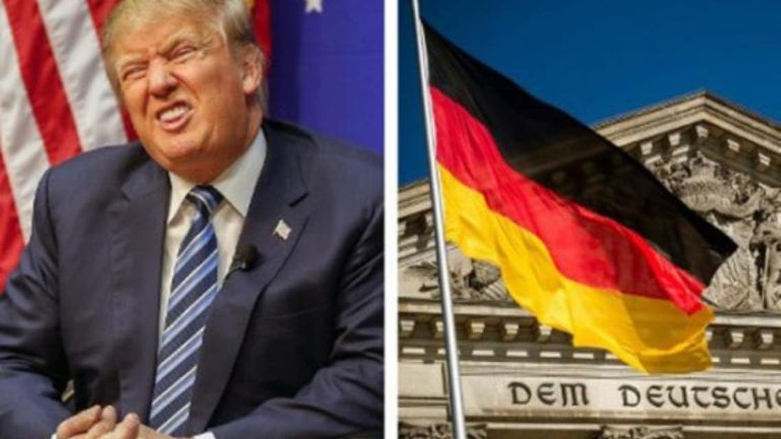 ألمانيا وترمب