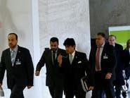 """لقاءات مكثفة للمعارضة السورية بالرياض تحضيراً لـ""""جنيف"""""""