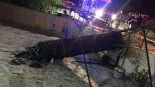 إسرائيل تشن غارات على حزب الله بسوريا وتعترض صاروخاً