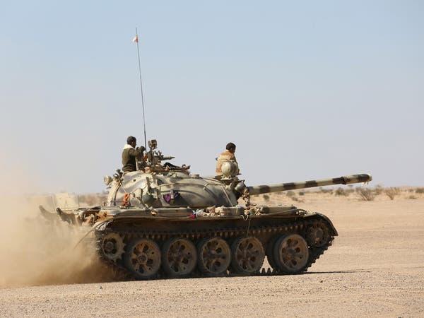 معارك عنيفة بين الجيش اليمني والحوثيين غرب تعز
