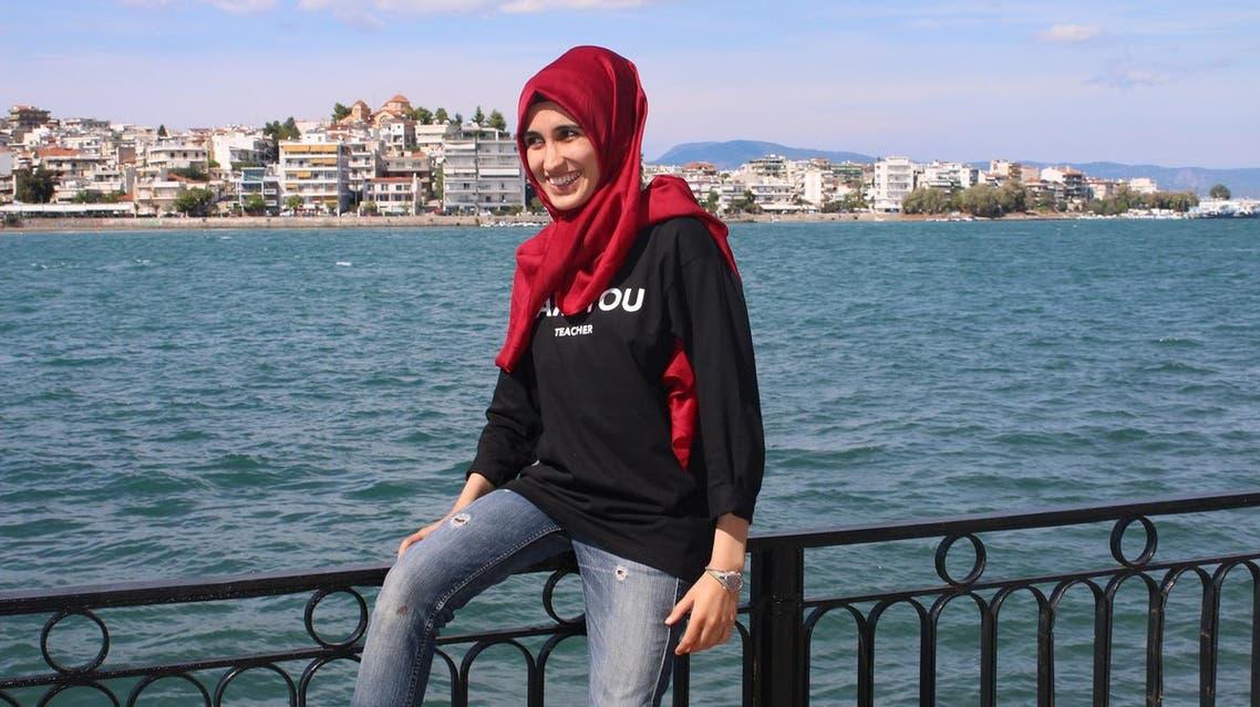 Phoebe Leila Barghouty, syria
