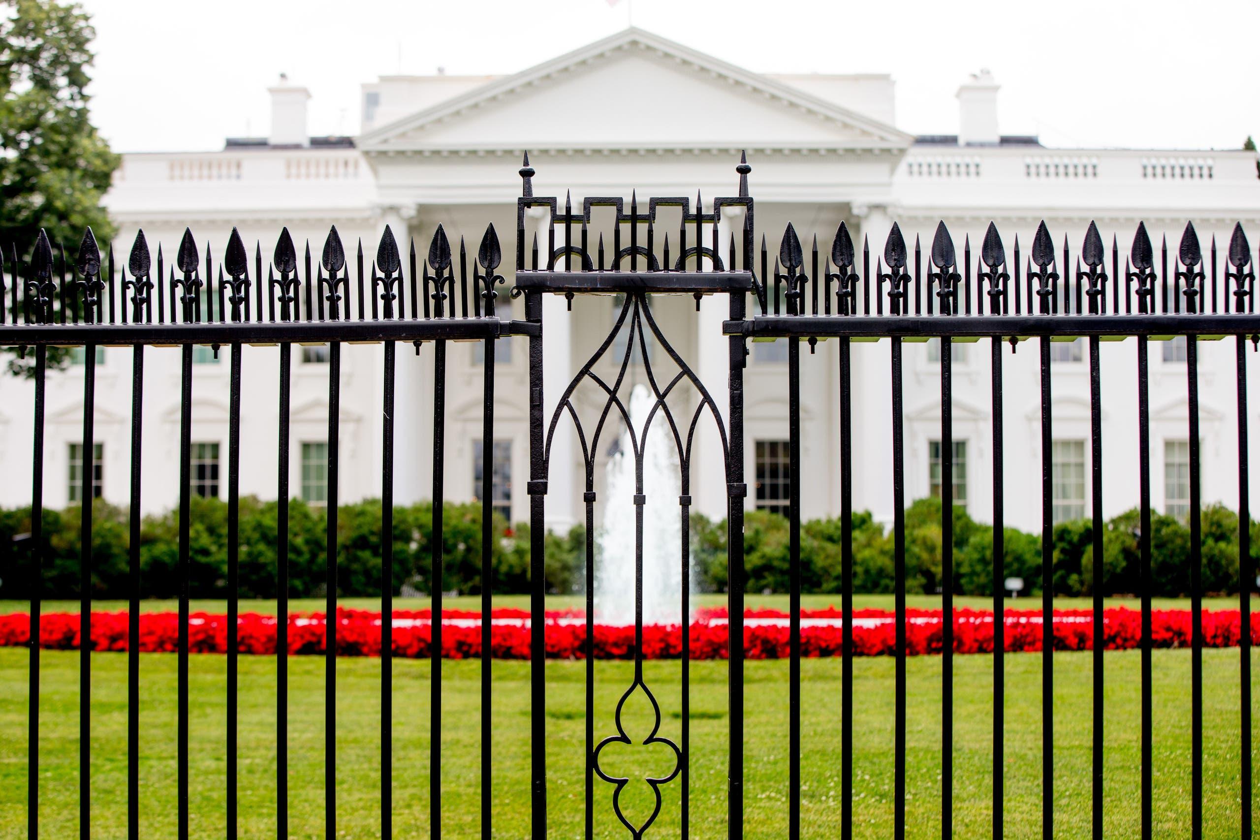 حديقة البيت الأبيض