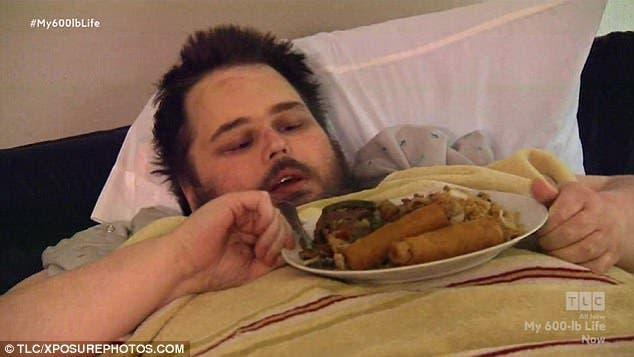 لم يستطع جيمس تغيير عاداته الغذائية