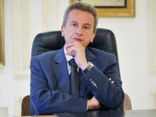 حاكم مصرف لبنان: الليرة مستقرة وستظل كذلك