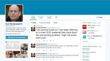 Man arrested for strobe-light tweet that caused Newsweek reporter's seizure