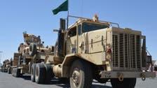 """القوات السعودية المشاركة في """"حسم العقبان"""" تصل الكويت"""