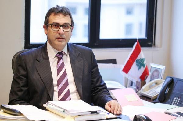 مدير عام وزارة المالية آلان بيفاني المستقيل