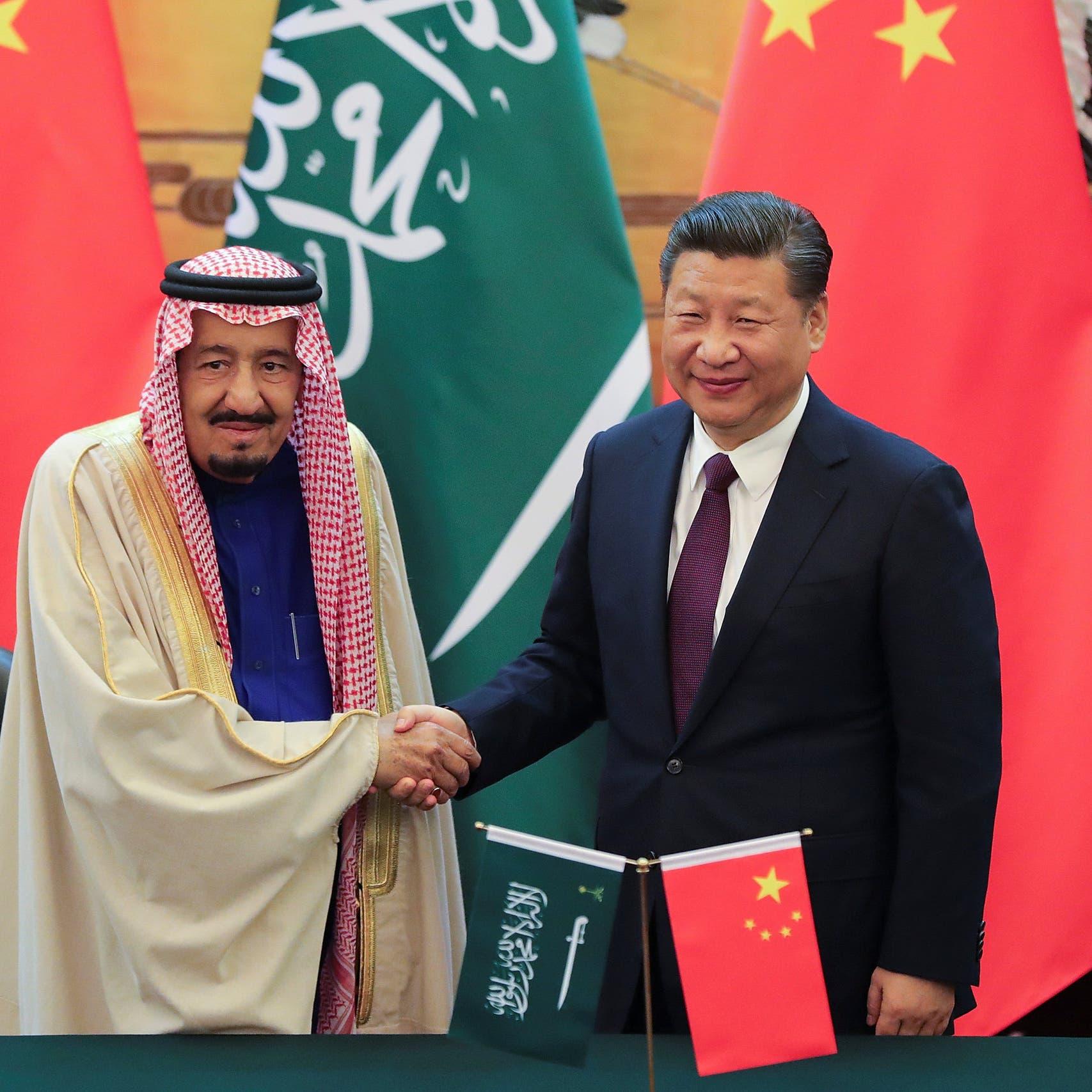 الملك سلمان يبحث مع رئيس الصين مواجهة فيروس كورونا