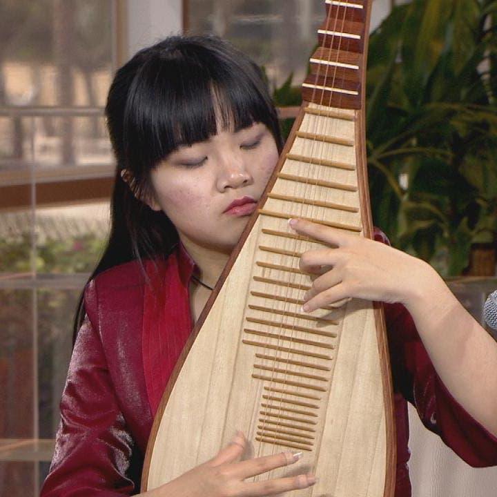 صباح العربية: آلة موسيقية صينية عمرها ألف سنة مستوحاة من العود الشرقي